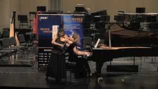 Esra Pehlivanli - Anastasia Safonova / R. Schumann - Adagio & Allegro