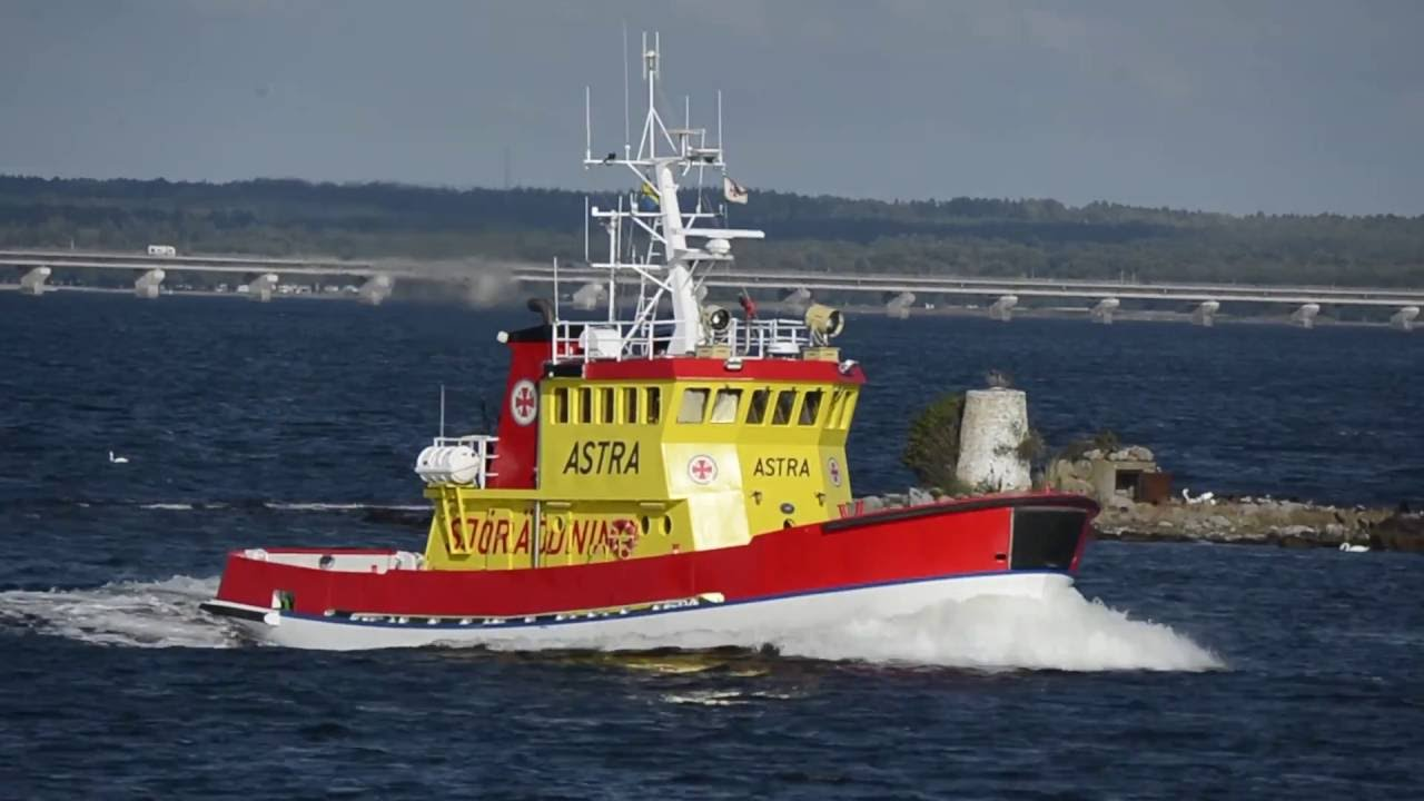 Shipsforsale Sweden Swedish Ice Breaking Rescue Vessel Astra Tug