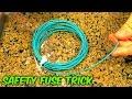 Firecracker SAFETY FUSE Hack mp3