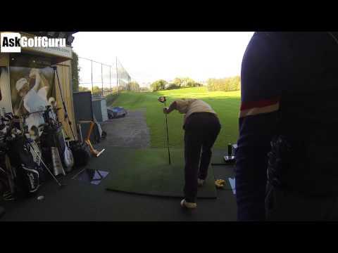 Live Golf Lesson Driver Part 2
