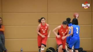 李賢堯vs福建中學(2016.12.18.學界籃球精英賽女子