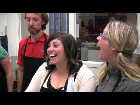 Fresh Encounters Episode 9 - 30th Birthday Party with Chocolate & Wine at LeChocolatier