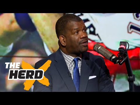 Tom Brady is the luckiest QB of all-time | THE HERD