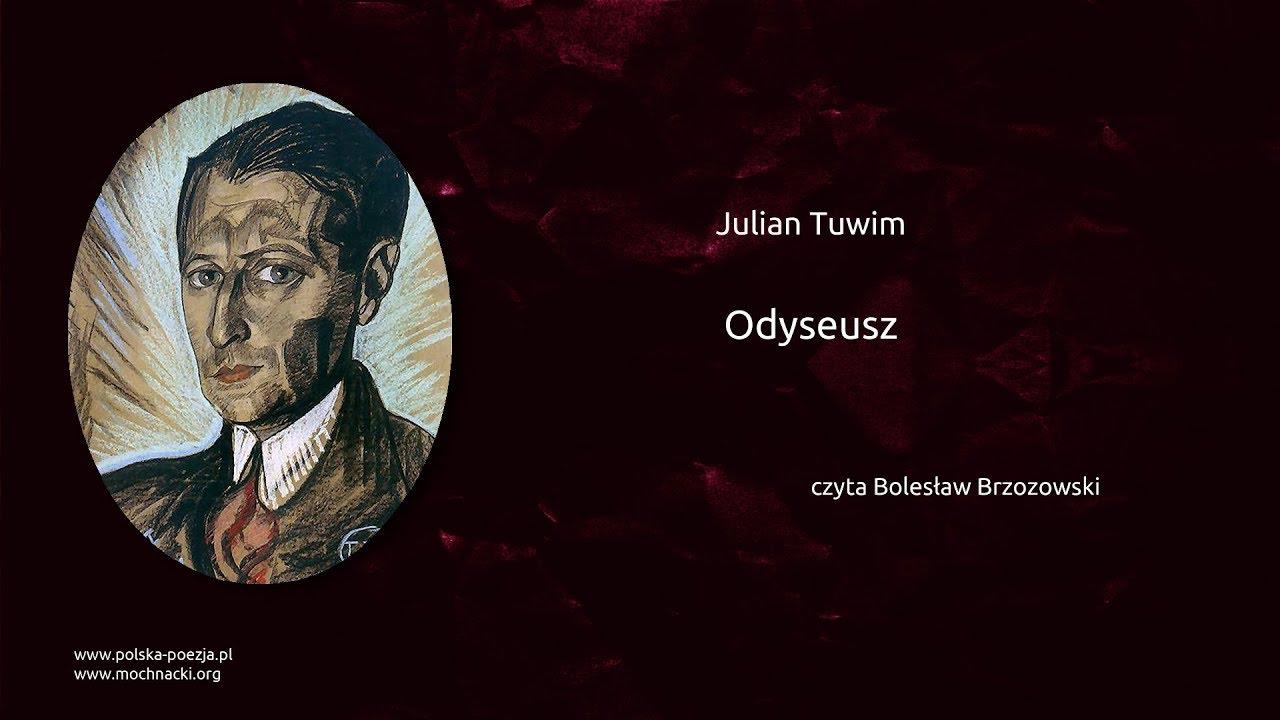 Julian Tuwim Odyseusz Polska Poezjapl