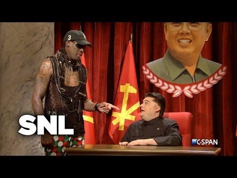 Cold Opening: C-SPAN North Korea - Saturday Night Live