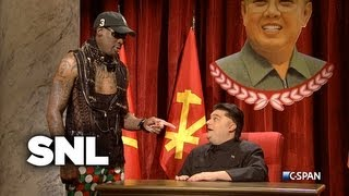 Cold Opening: C-SPAN North Korea - Saturday Night Live
