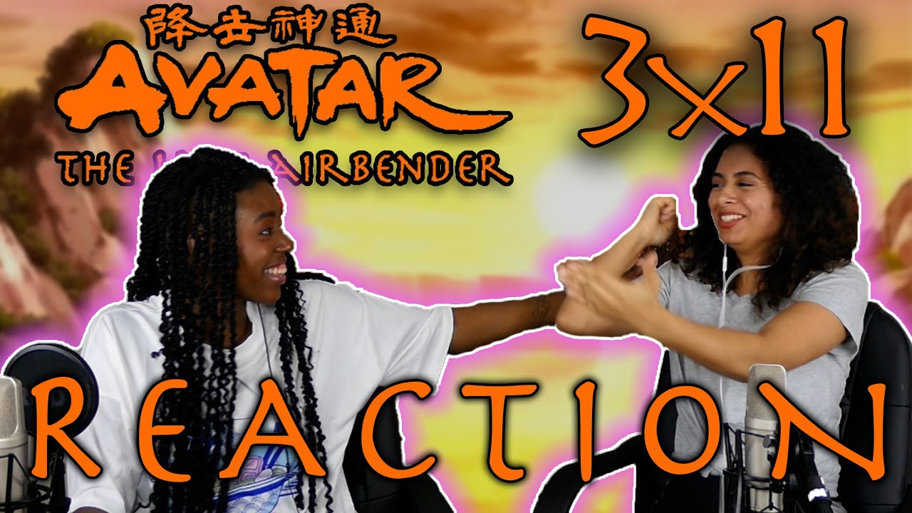 """Download Avatar: The Last Airbender 3x11 """"Day of Black Sun Part 2"""" REACTION!!"""