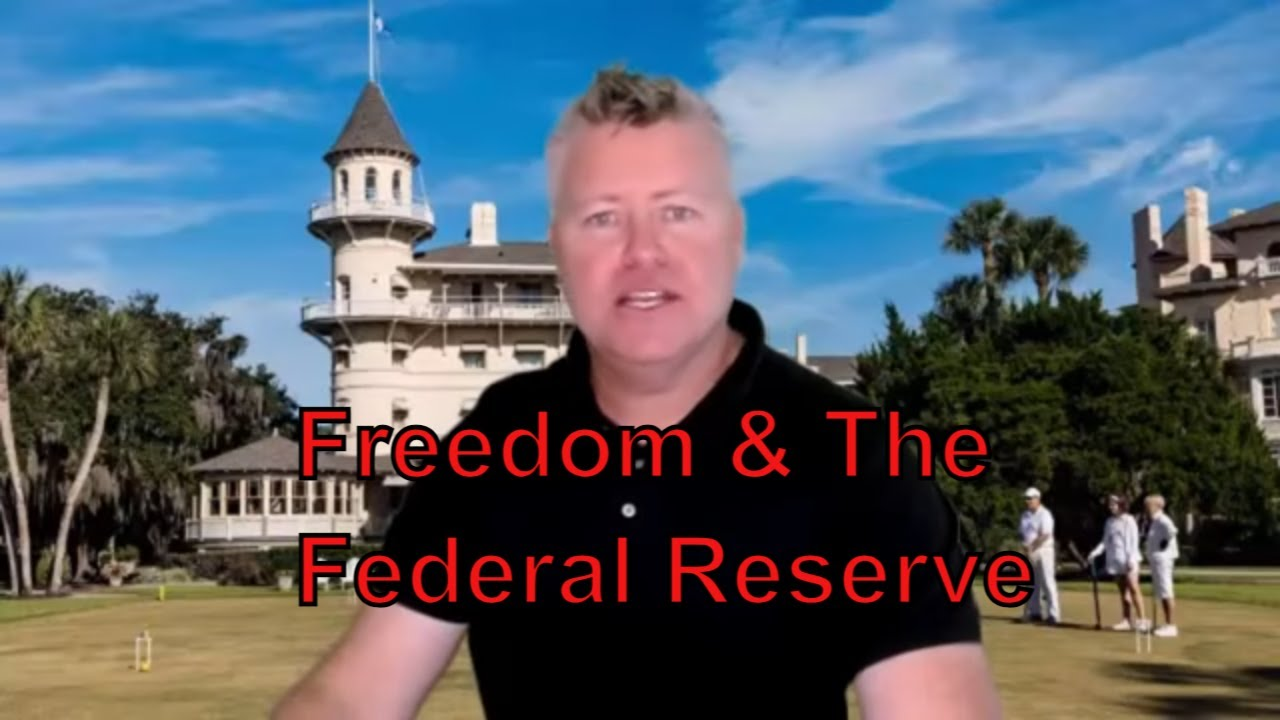 Download G Edward Griffin talks Inflation, Silver, Gold, the Federal Reserve and Economic Cycles