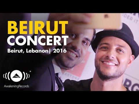 Maher Zain's Concert - Beirut, Lebanon | September 2016