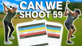 Best Ball | Can Micah And I Shoot 59?!? | Part 1 | GM GOLF