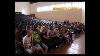 Приезд беженцев из Украины в Приморье