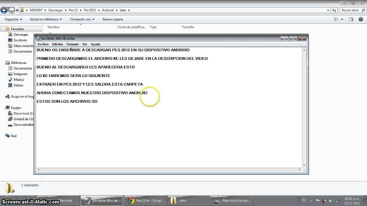 Free Download Pes 2013 Apk Data