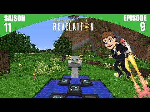 Minecraft Moddé 1.12.2 [FR]ᴴᴰ - Ftb Revelation │Ep# 9 - I believe I can fly !