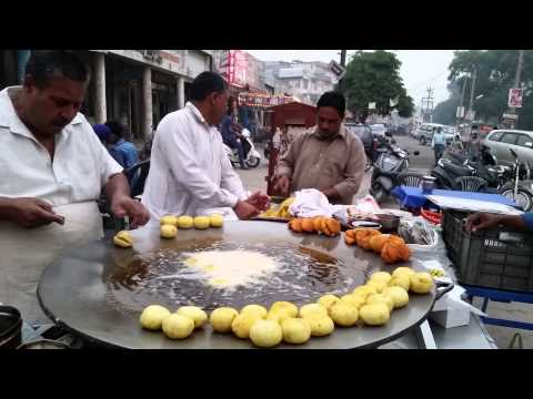 Best street food of khanna city