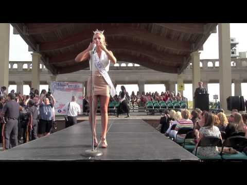 Arrival Ceremony: 2014 Miss America Competition