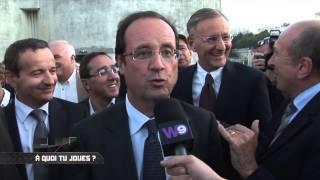 François Hollande et les jeux vidéo - Carrément Jeux Vidéo Saison 2