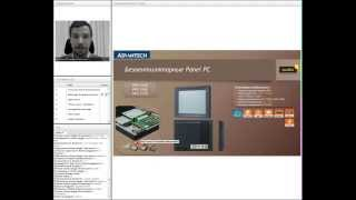 Новинки и флагманы Advantech  Обзор промышленных панельных компьютеров и мониторов