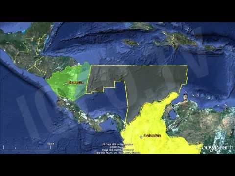 Conflictos Fronterizos en America Central y del Sur / Border Conflicts in America [IGEO.TV]