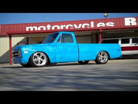 1972 chevy pickup longbed bagged suspension youtube