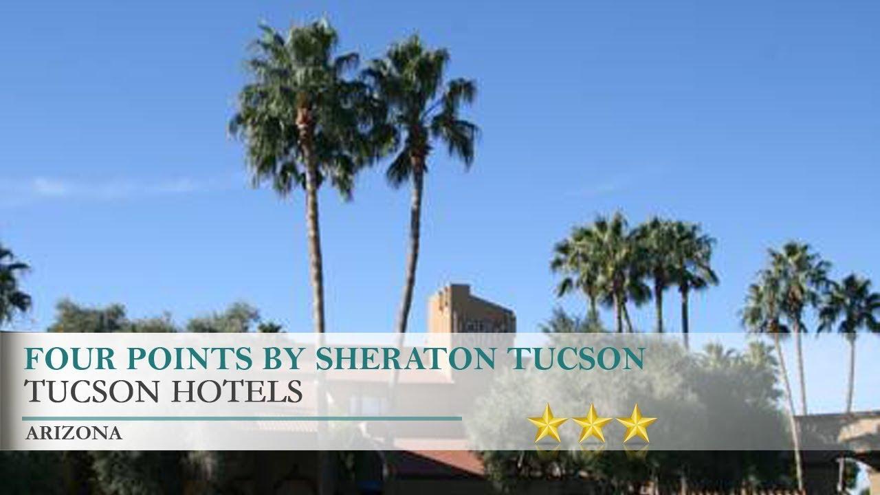 four pointssheraton tucson airport hotel - tucson, arizona