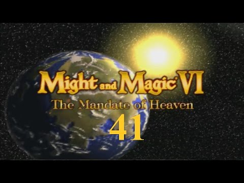 Let's Stream Might and Magic VI: Part 41 - Memory Crystal Delta