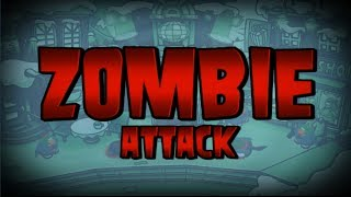 Club Penguin - Zombie Attack