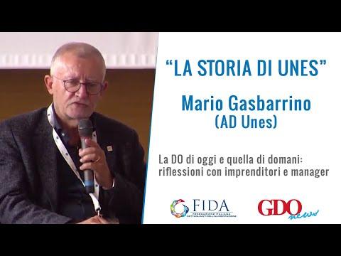 La storia di Unes - Mario Gasbarrino