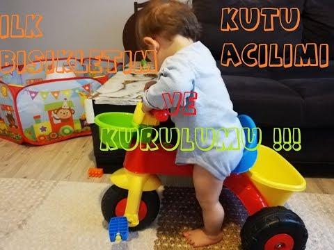 "İLK BİSİKLETİM/ ""UCUZA"" KALİTELİ BİSİKLET KURULUM !!!"