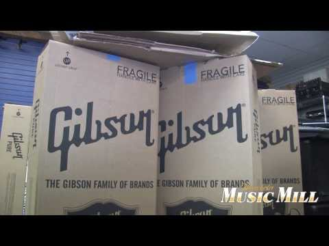 Manchester Music Mill - Gibson, Epiphone Authorized Dealer