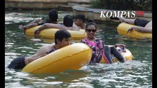 Bermain Wahana Air di Waterbom Pik Jakarta - Follow Me (1) Video