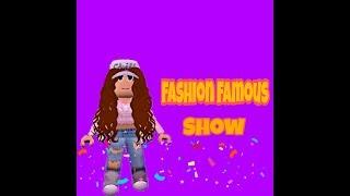 МОДЕЛИ В ROBLOХ! МЕНЯ ВСЕ НЕ ЛЮБЯТ! Roblox По Русски (Fashion Famous)