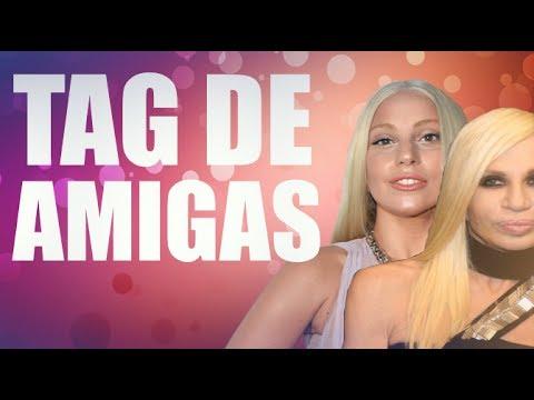 Tag de amigas: Lady Gaga & Donatella Versace