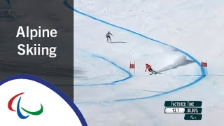 Millie KNIGHT | Super-G | PyeongChang2018 Paralympic Winter Games