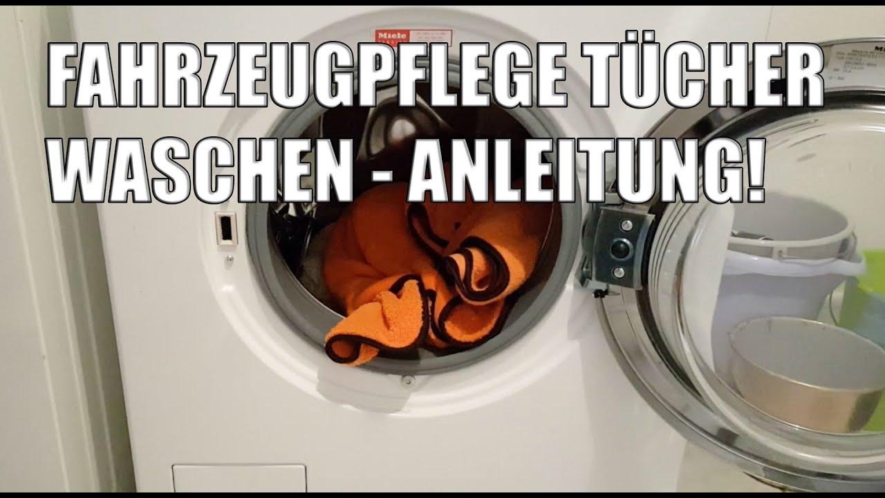 wie wasche ich auto wascht cher und waschhandschuhe autopflege t cher in der waschmaschine. Black Bedroom Furniture Sets. Home Design Ideas