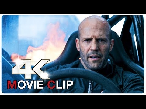 Hobbs & Shaw Vs Brixton - Chase Scene - FAST AND FURIOUS 9 Hobbs And Shaw (2019) Movie CLIP 4K