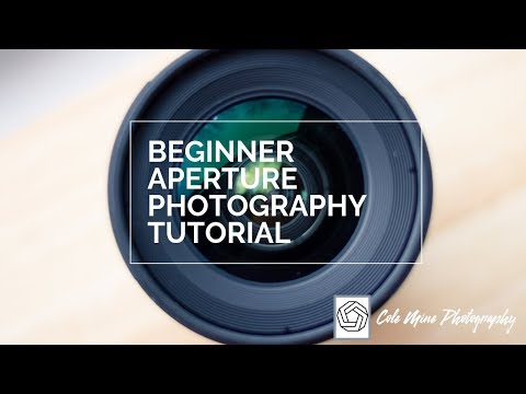 Beginner Aperture Photography Tutorial thumbnail