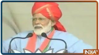 Kathua और Aligarh  से PM Modi का विपक्ष पर वार