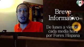 Breve Informativo - Noticias Forex del 3 de Octubre del 2017