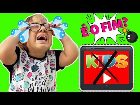 Maria Clara em: E se o YouTube para crianças acabar? | MC Divertida