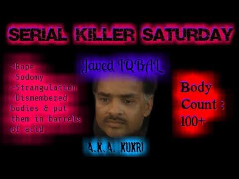 Serial Killer Saturday - Javed  IQBAL