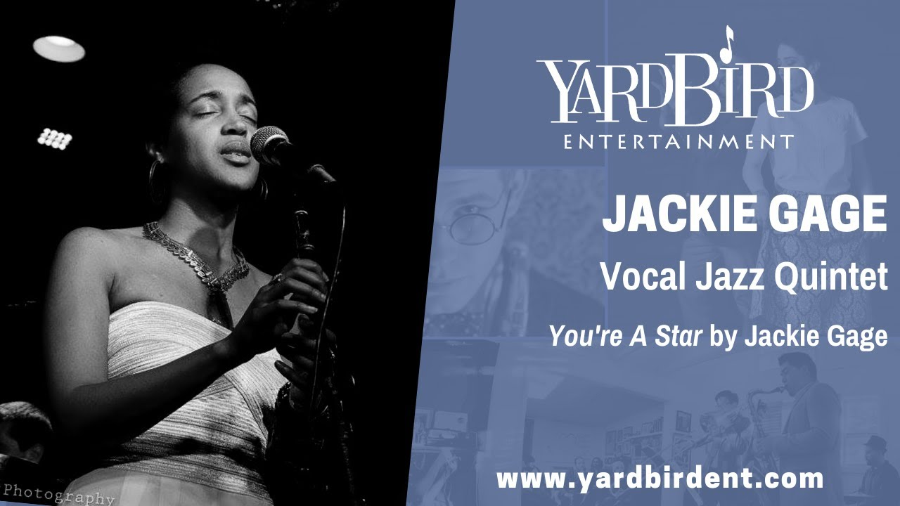 "Weekly Wednesday Video : Jackie Gage's ""You're A Star"""