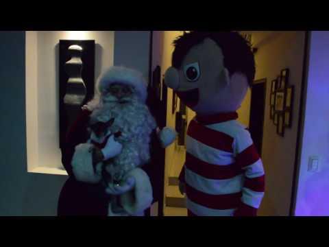 Espiando a Santa Claus  El  de Bely y Beto