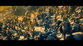 The Hobbit : An Unexpected Journey , The Battle of Azanulbizar . HD