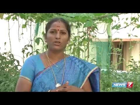 How to setup a Terrace Garden at home ? | Poovali | News7 Tamil