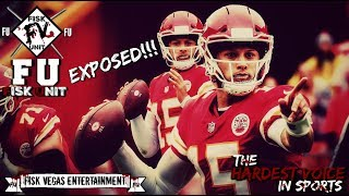 Week 7 Power Rankings: Chiefs exposed! Saints the best team PERIOD!!!