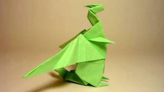 Origami Dragon (Gilad Aharoni) - Dragon #1