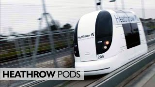 A Ride on the Heathrow Pods
