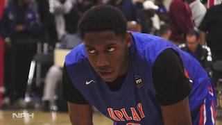 #1 Player in the World Rowan Barrett Jr Chooses Between Kentucky, Oregon, Duke