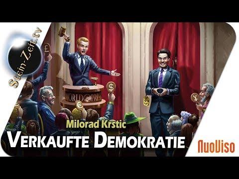 Verkaufte Demokratie -