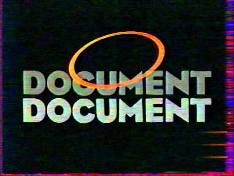 (1994) CANAL+ | JINGLE Document (au moment du cryptage)